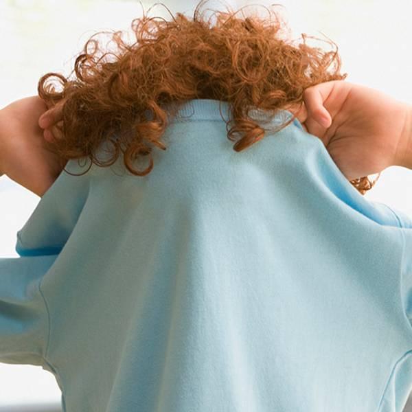 Artigo sobre roupas e dermatite atópica - imagem principal