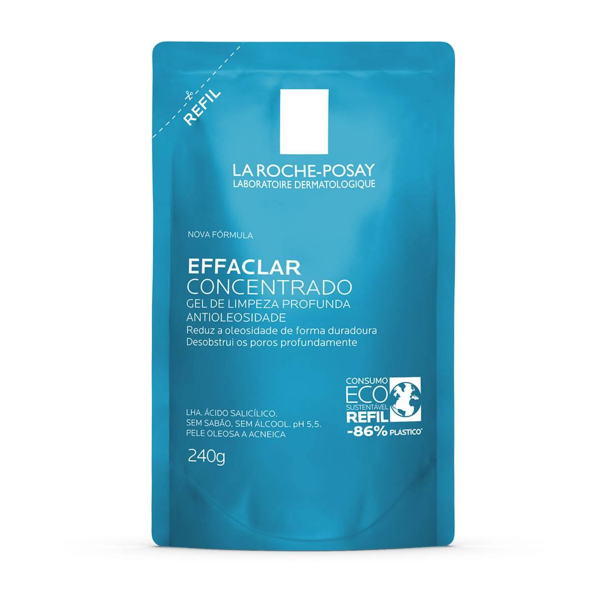 Effaclar Gel Concentrado Refil | La Roche-Posay