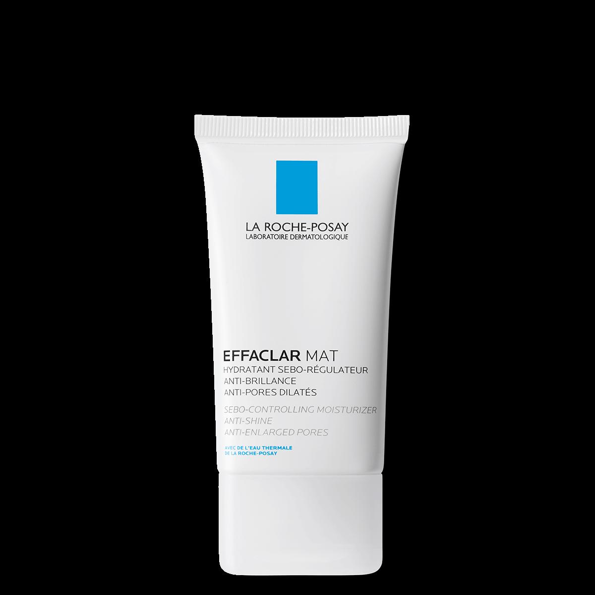 Effaclar Mat Sebo Controlling Moisturizer 40ml Mattifying Anti Shine Sebum