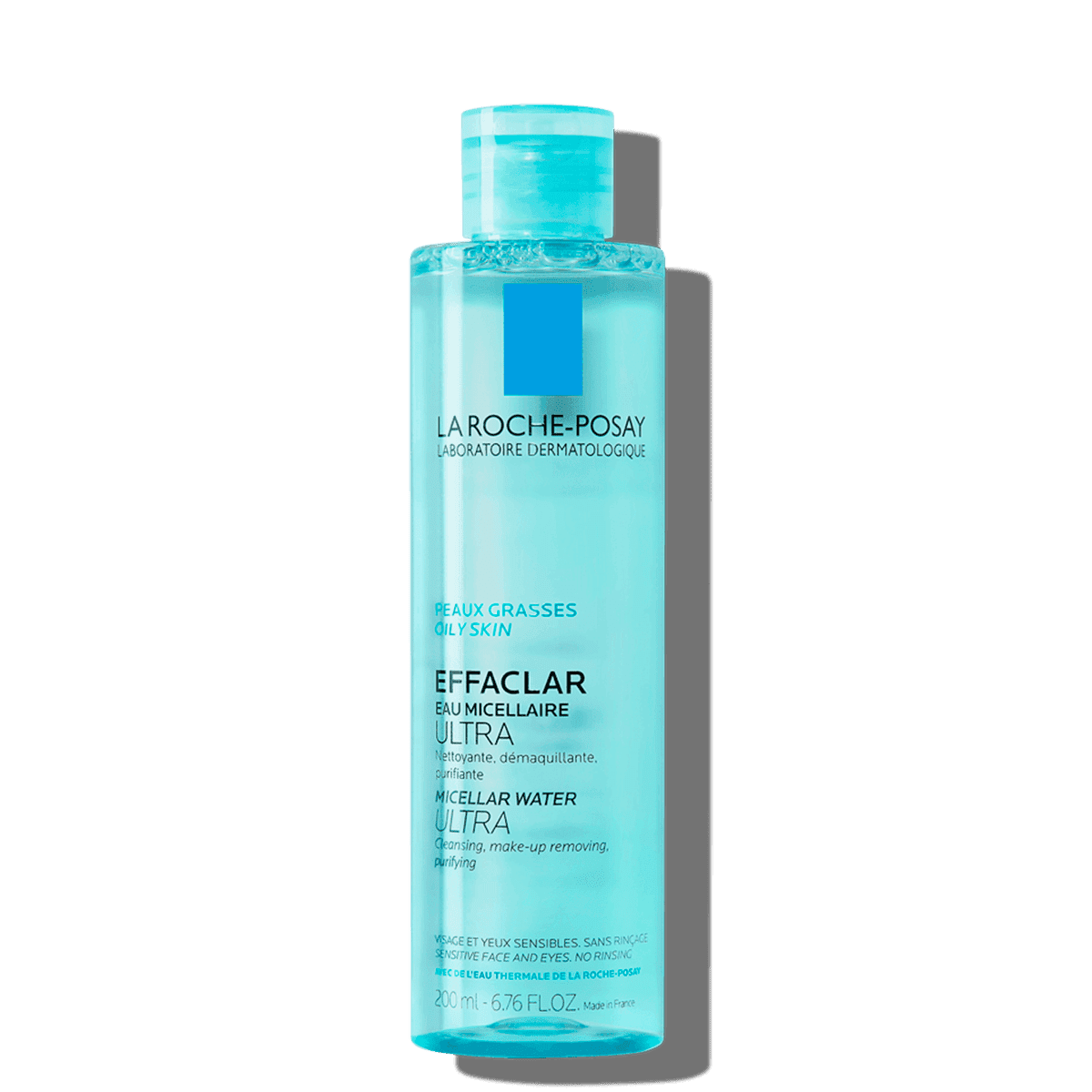 Effaclar Micellar Water Ultra 200ml Purifying Make Up Removing Oily Skin
