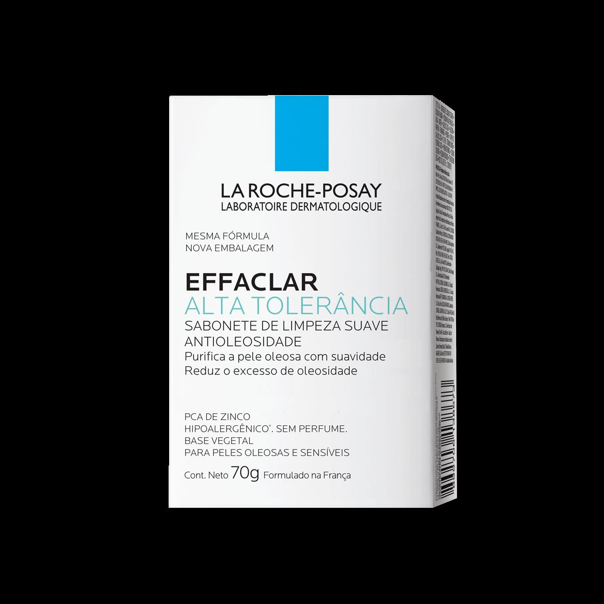 Effaclar Sabonete Alta Tolerancia
