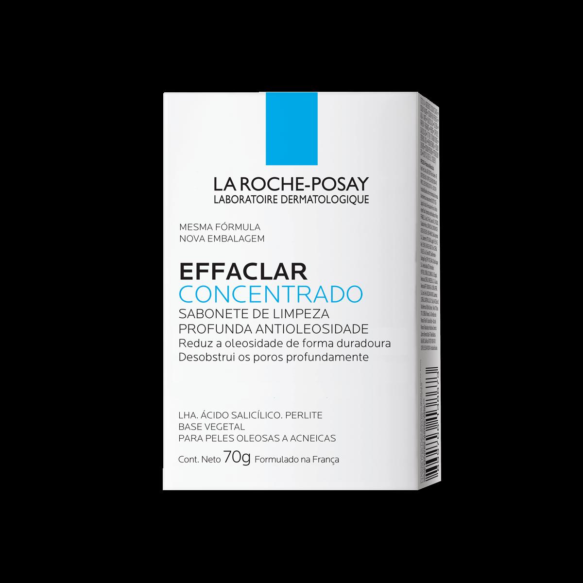 Effaclar Sabonente Concentrado 70g