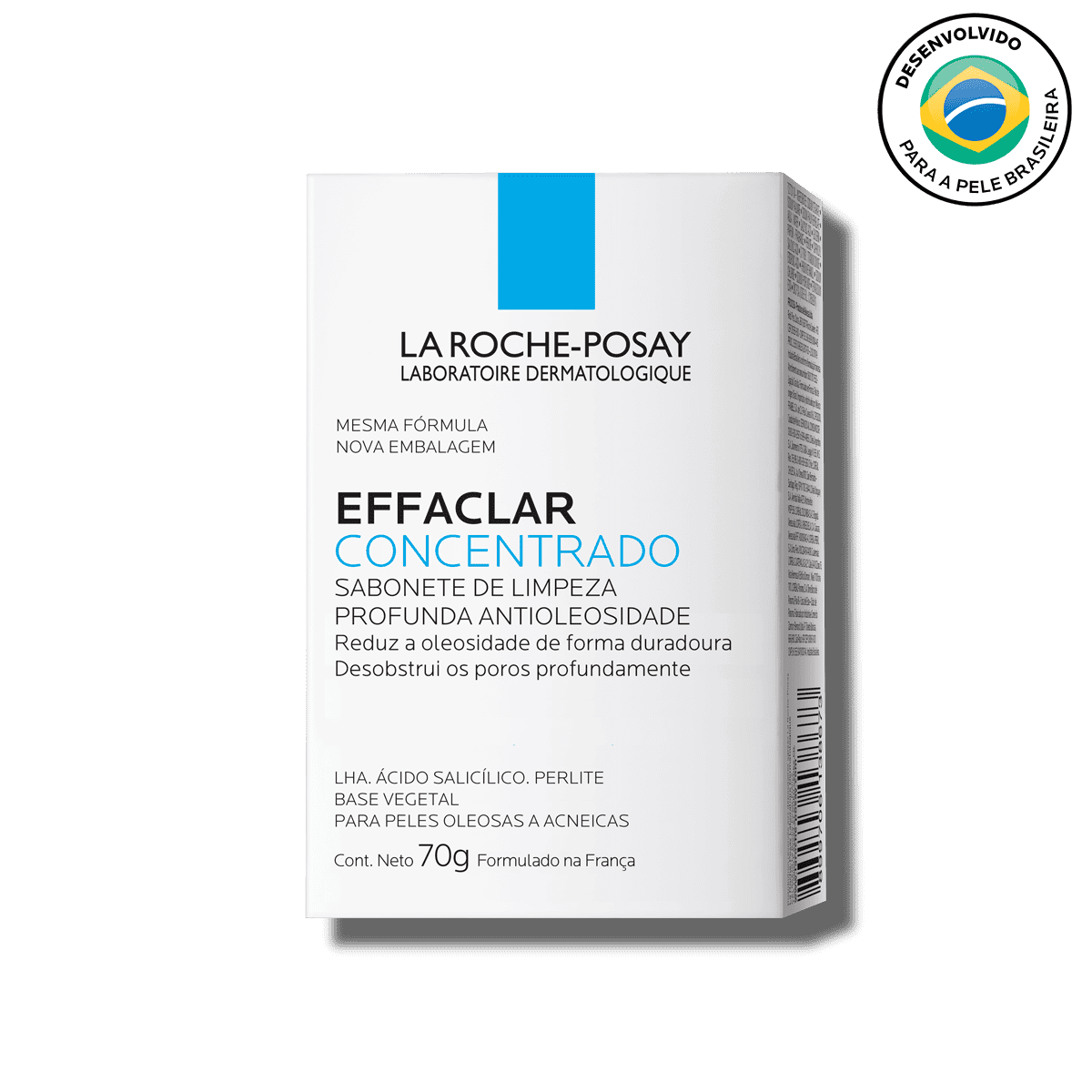 Effaclar Sabonete Concentrado | SELO |